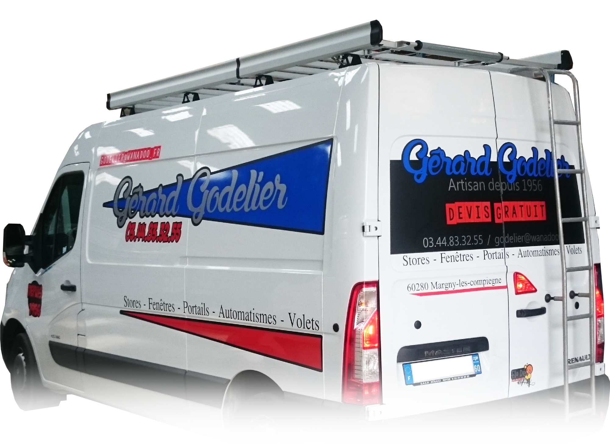 camion godelier